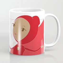 Winning Hijab Coffee Mug