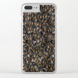 The Hive Clear iPhone Case