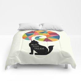 Woo Your Dream Comforters