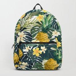 Light pineapple Backpack