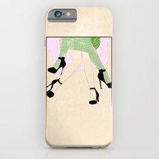 women sketch Slim Case iPhone 6s