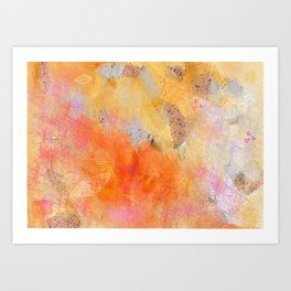 State of Calm Art Print