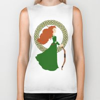 merida Biker Tanks featuring Merida  by Cantabile