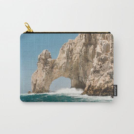 Arch of Cabo San Lucas III Carry-All Pouch