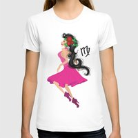 virgo T-shirts featuring Virgo by Rejdzy
