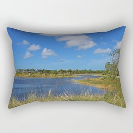 Notoriously Naples Rectangular Pillow