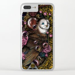 It's Only Forever Clear iPhone Case