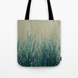Blue Dogwood Tote Bag