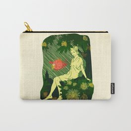 Divina Melancholia Carry-All Pouch