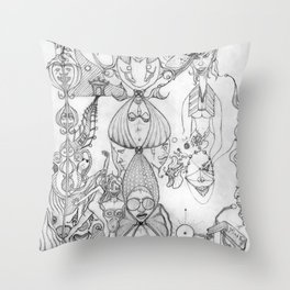 Rope Throw Pillow