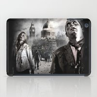 zombies iPad Cases featuring Zombies by Joe Roberts