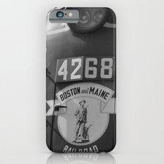 Boston & Maine Railroad Slim Case iPhone 6s