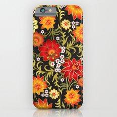 Shabby flowers #21 Slim Case iPhone 6