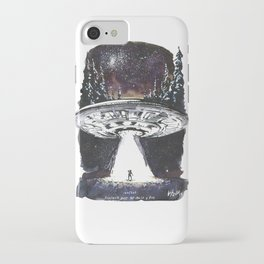 Fighting's Just The Price I pay iPhone Case