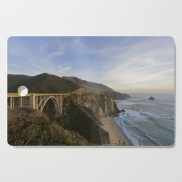 Bixby Bridge at Big Sur Cutting Board