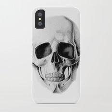 le crâne Slim Case iPhone X