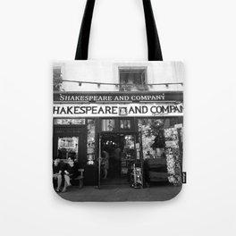 Shakespeare Love Tote Bag