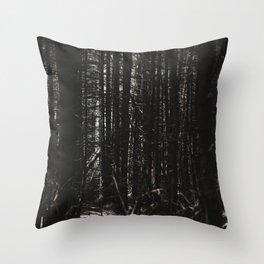 Ballyboley Forest Throw Pillow