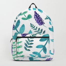 Greenery Pattern II Backpack