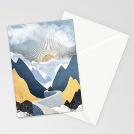 Bright Future II Stationery Cards