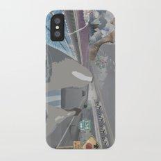 Perspective  iPhone X Slim Case