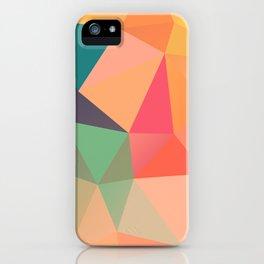 Geometric XV iPhone Case
