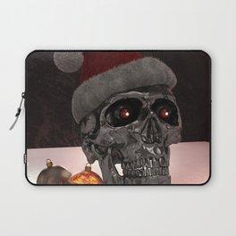 T-Xmas (The Christmasnator) Laptop Sleeve
