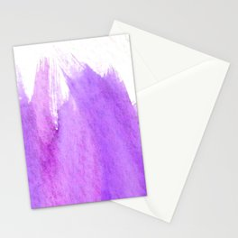 Ode to Radiant Orchid Stationery Cards