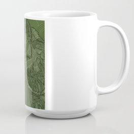 Enthusiastic Wolf Coffee Mug