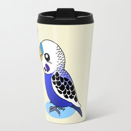 Cute Budgerigar Travel Mug