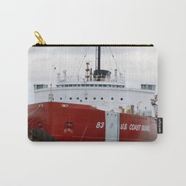 USCG Cutter Mackinaw 83 Carry-All Pouch