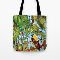 lonely Tote Bags featuring Lonely by Felicia Cirstea
