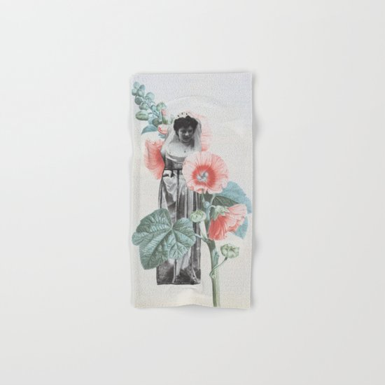 Botanical Bride Hand & Bath Towel