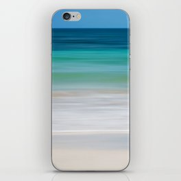 SEA ESCAPE iPhone Skin