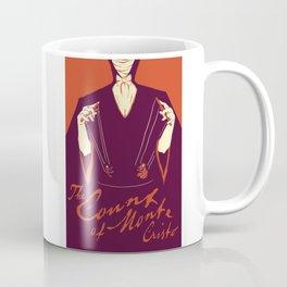 The Count of Monte Cristo Coffee Mug
