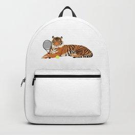 Tennis Tiger Backpack