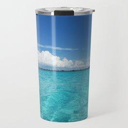 Edge of Paradise Travel Mug