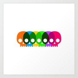Collective Consciousness Art Print