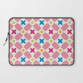 Holand Flower Garden Pattern Laptop Sleeve