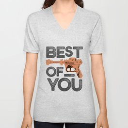 Best of You - Fighters Unisex V-Neck