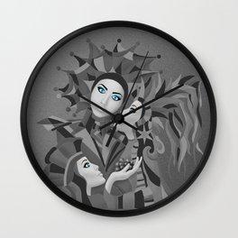 Shared Secrets in Gray Wall Clock