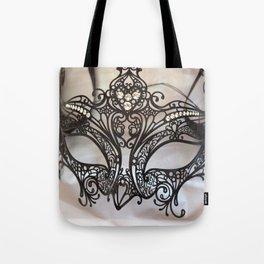 Carnival mask Tote Bag