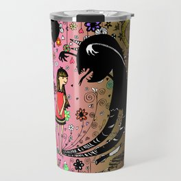 Abstract appearances. Travel Mug