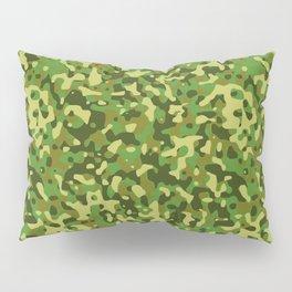 Flecktarn Jungle Camo Pillow Sham