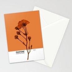 PANTONE 1385 U Stationery Cards