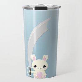 Kawaii Bunny Travel Mug