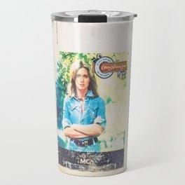 Olivia Newton-John Travel Mug