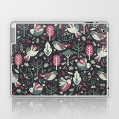 Woodland Birds Laptop & iPad Skin