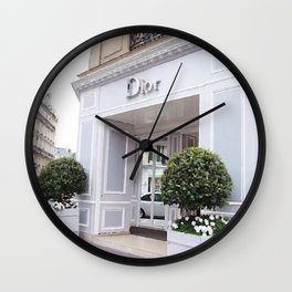 Boutique Wall Clock