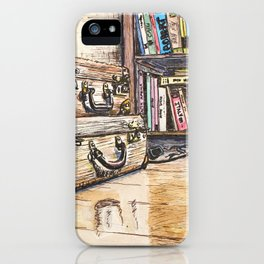 Well-Traveled iPhone Case